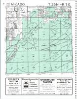 Mikado T25N-R7E, Alcona County 1995